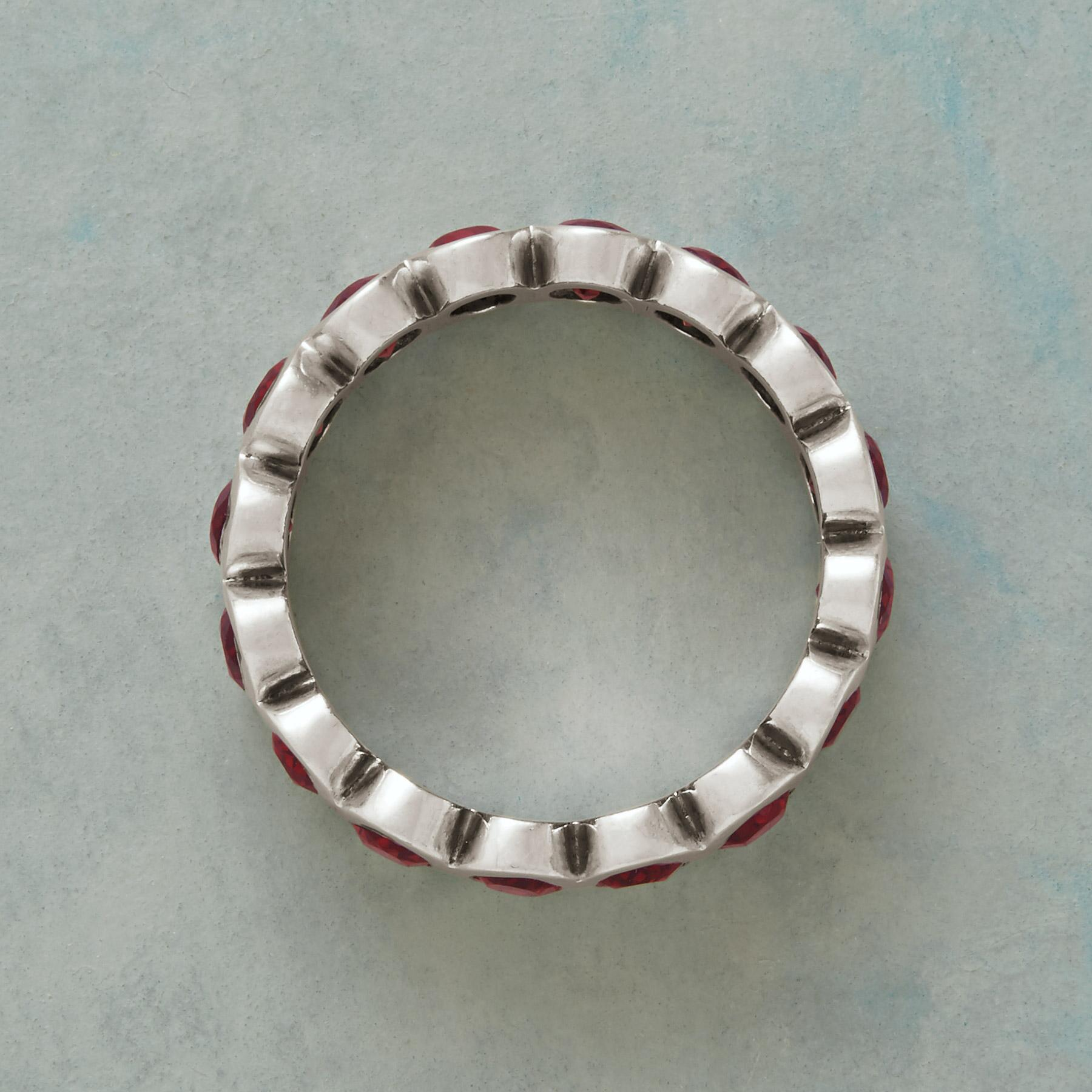 ROWS OF ROSE RING: View 2