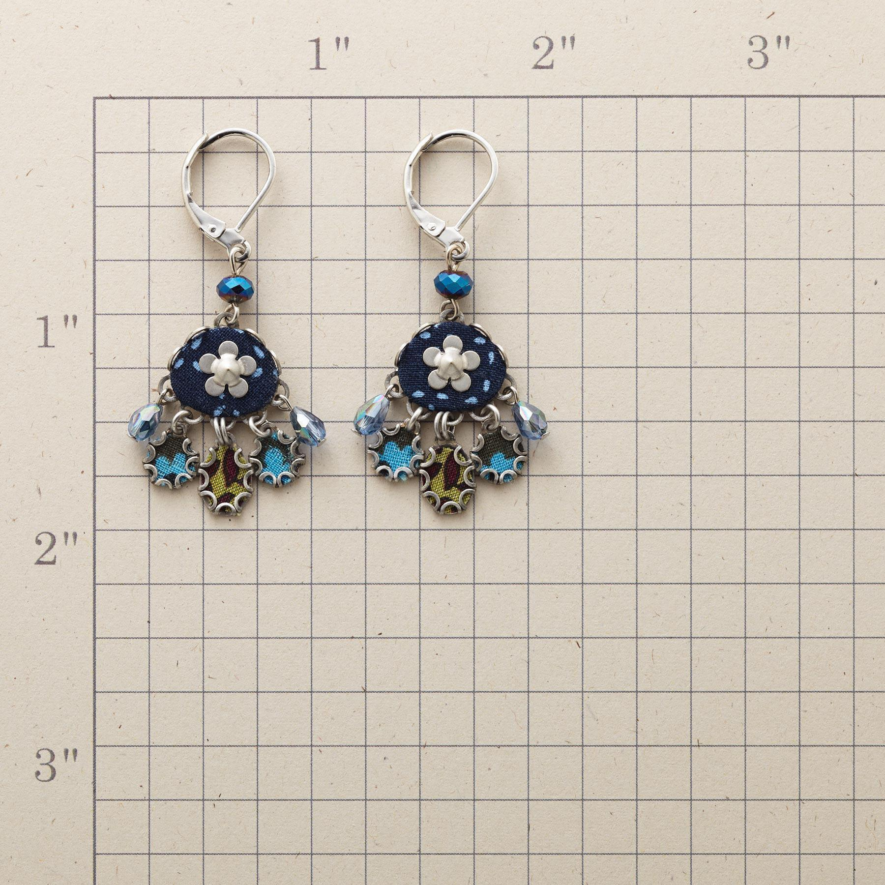 WILDFLOWER LAKE EARRINGS: View 2