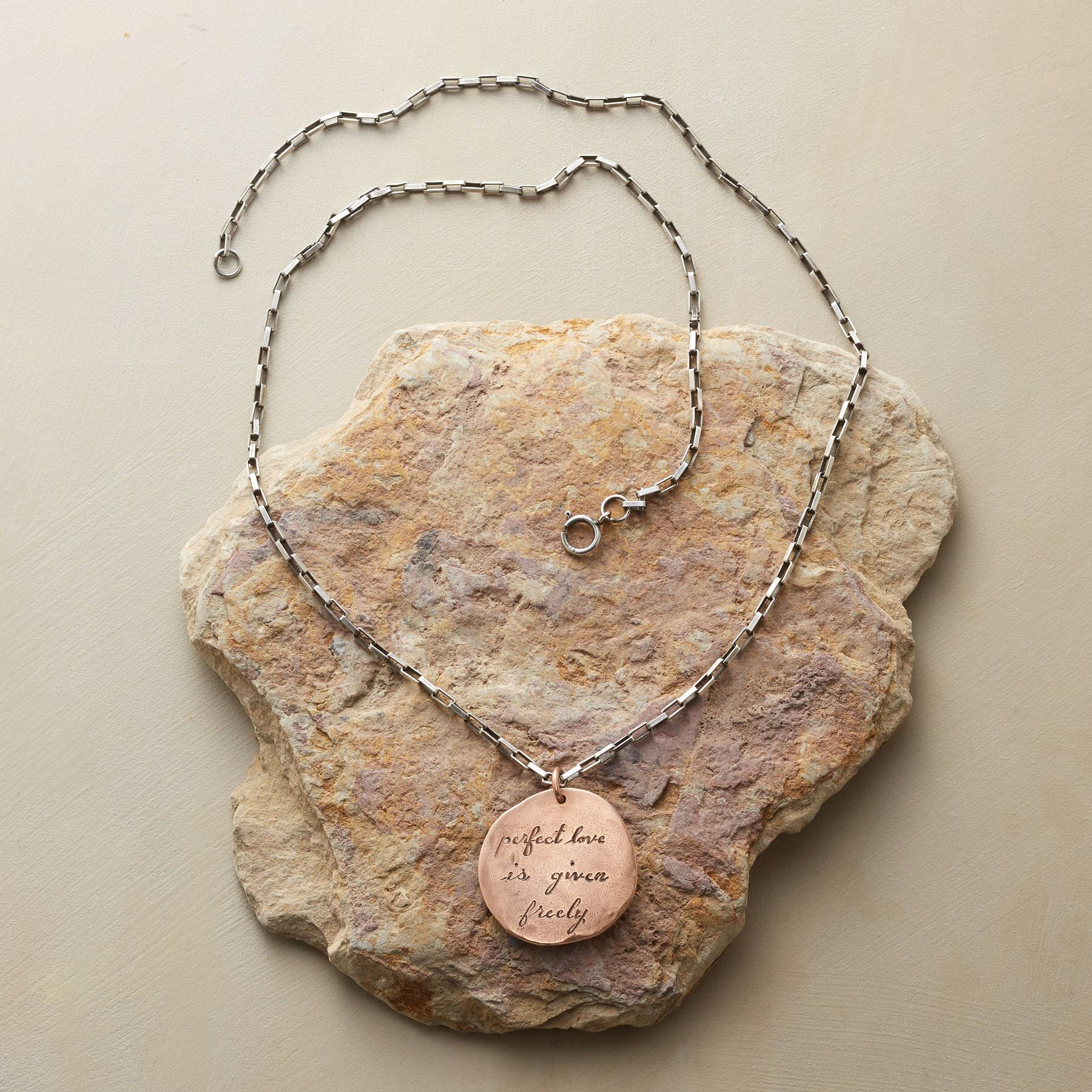 GIFT OF LOVE NECKLACE: View 2
