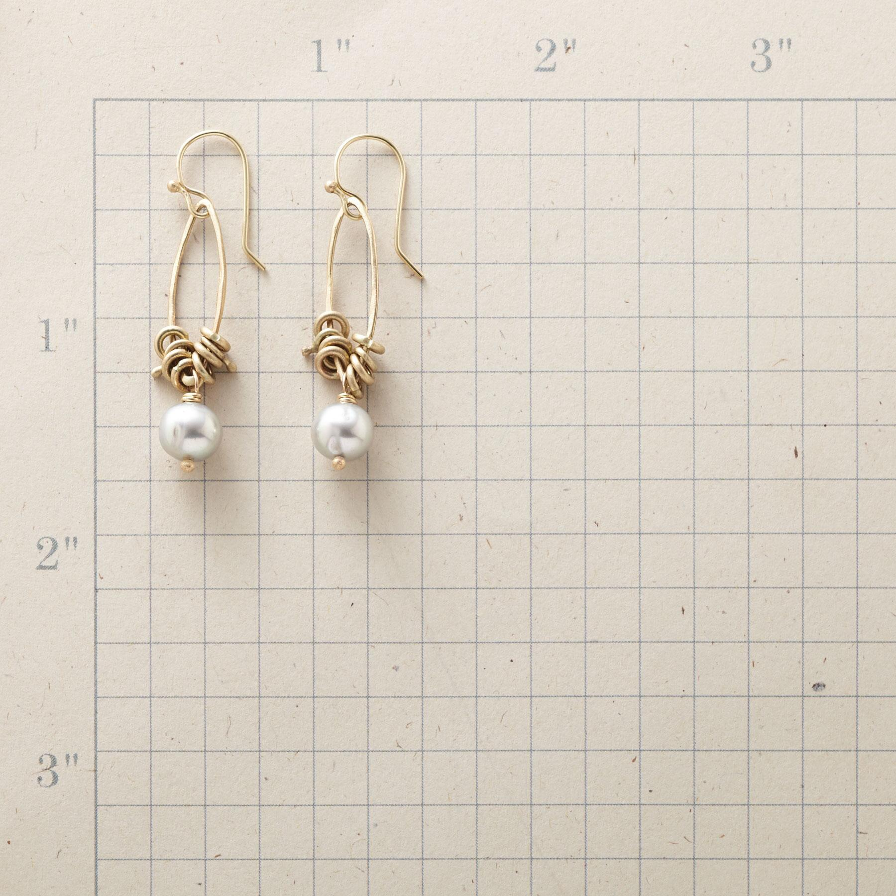 KINETIC PEARL EARRINGS: View 2