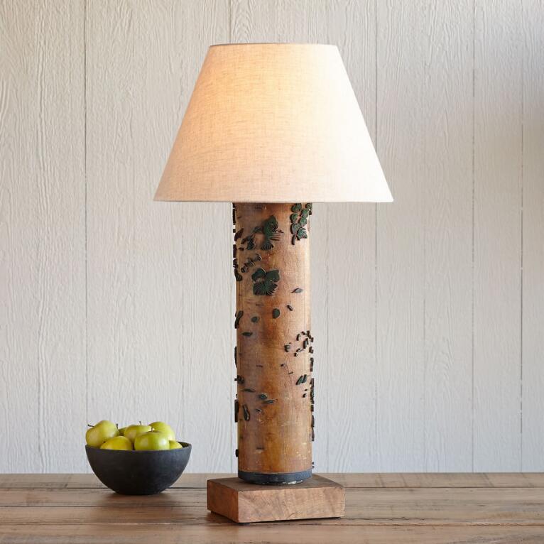 BUCKINGHAM VINTAGE ROLLER LAMP