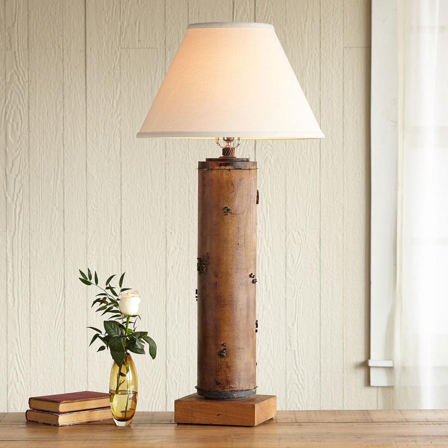 KNOLE VINTAGE ROLLER LAMP