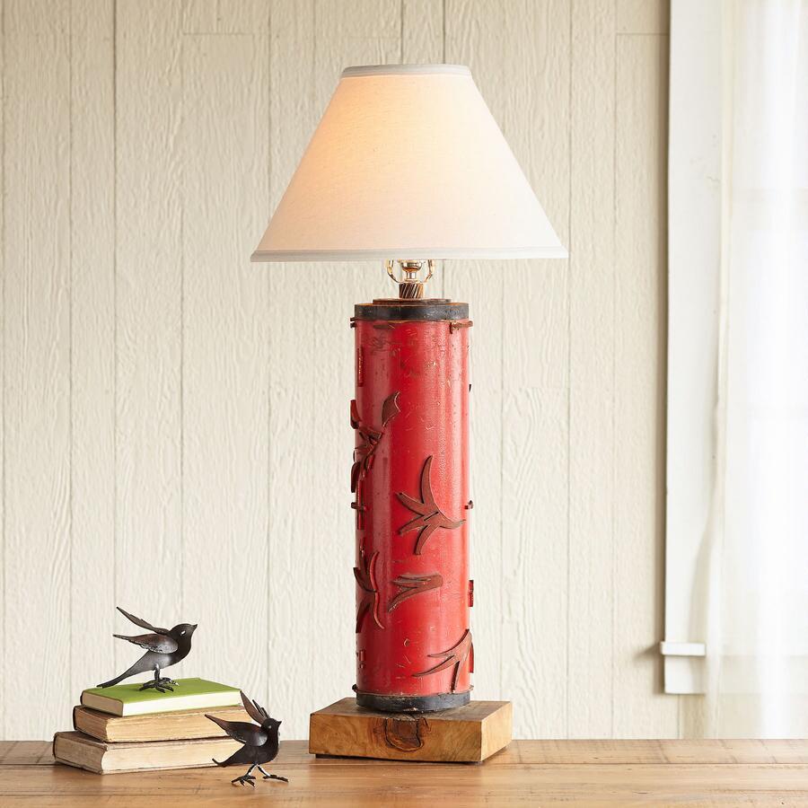 WILTON VINTAGE ROLLER LAMP