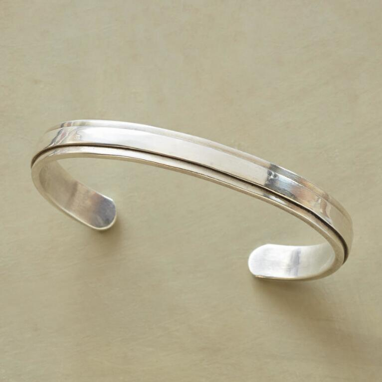 STILL WATERS CUFF BRACELET