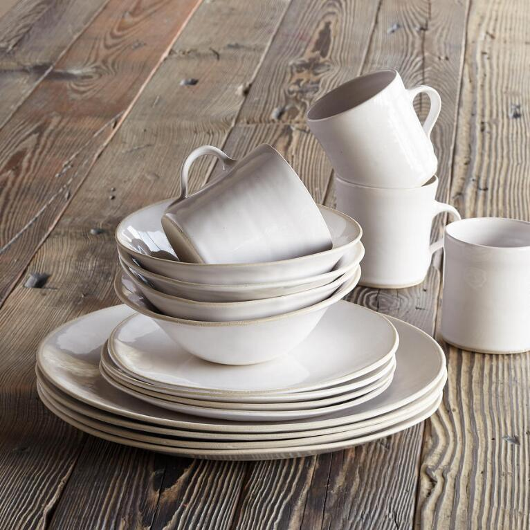 GIFT FROM THE EARTH DINNERWARE, 16-PIECE PLACE SETTING