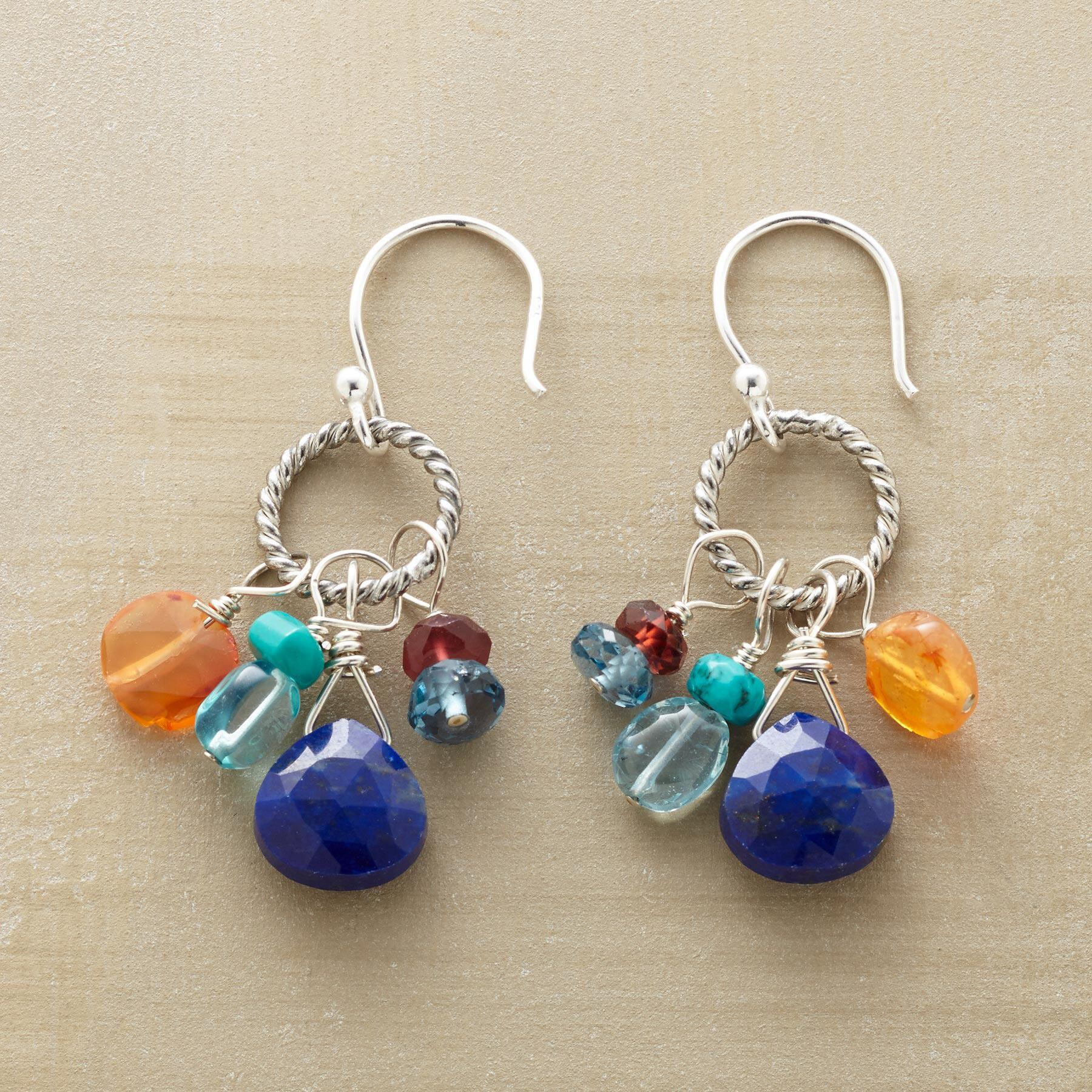 COLOR COLLECTIVE EARRINGS: View 1
