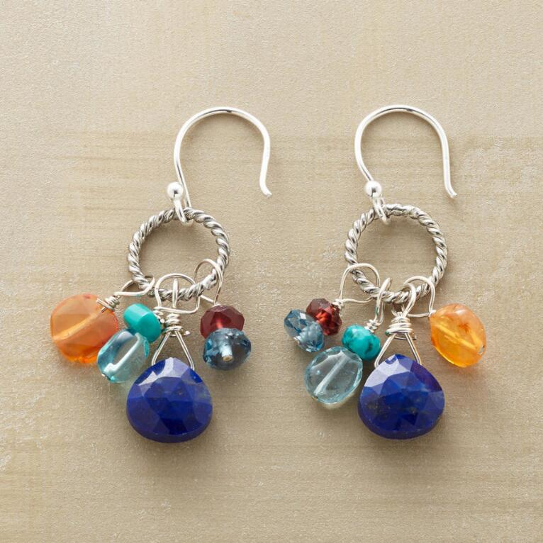 COLOR COLLECTIVE EARRINGS