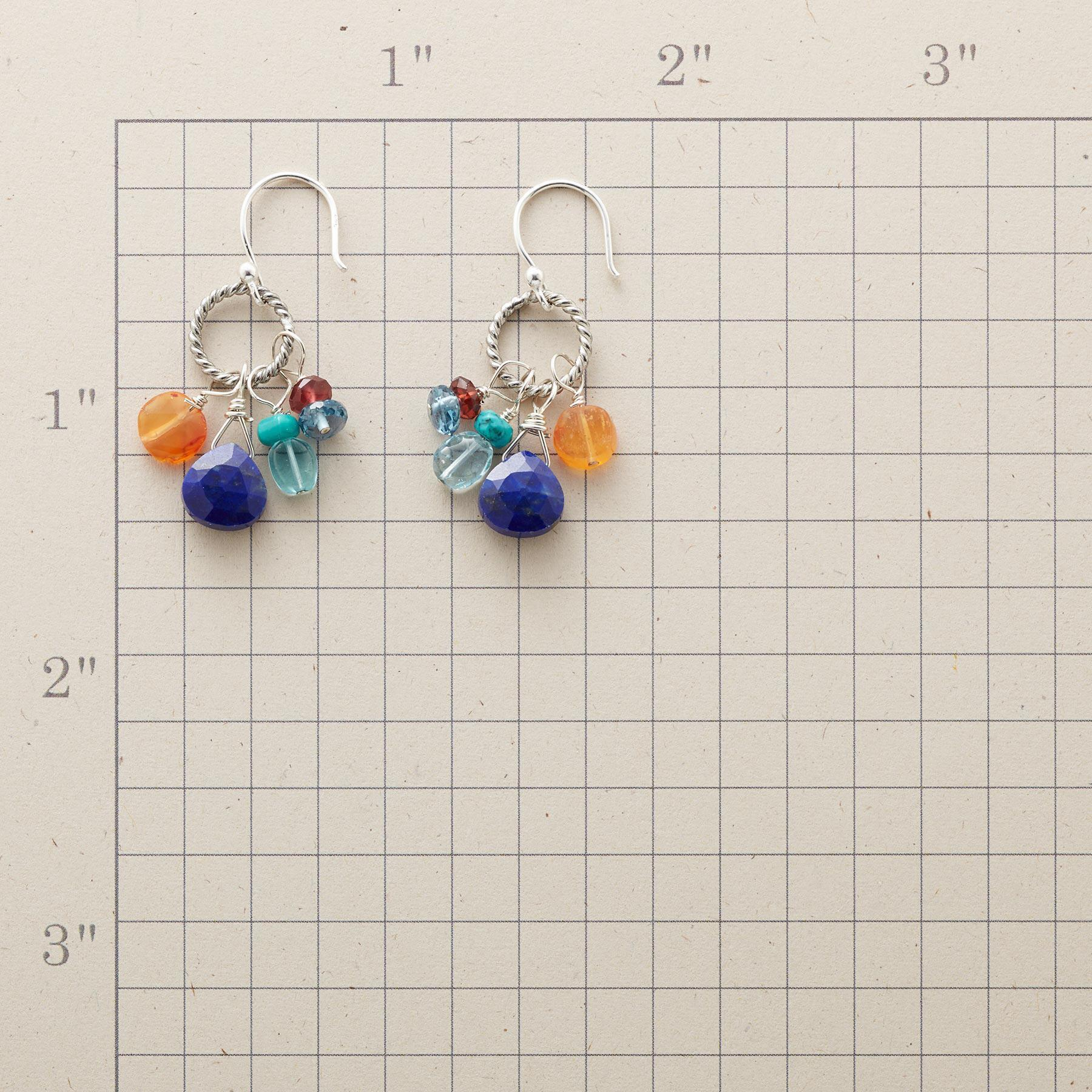 COLOR COLLECTIVE EARRINGS: View 2