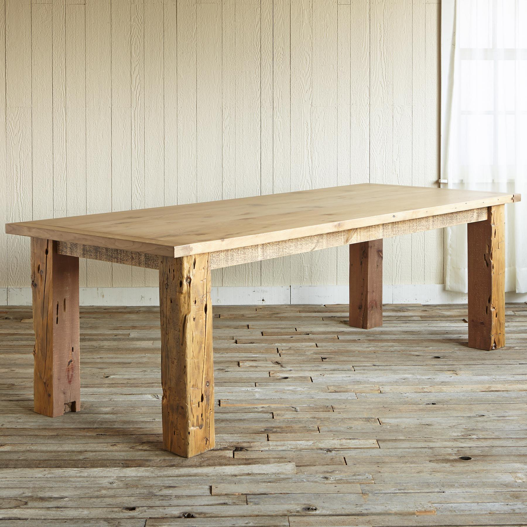 MOAB GRANGE DINING TABLE: View 2
