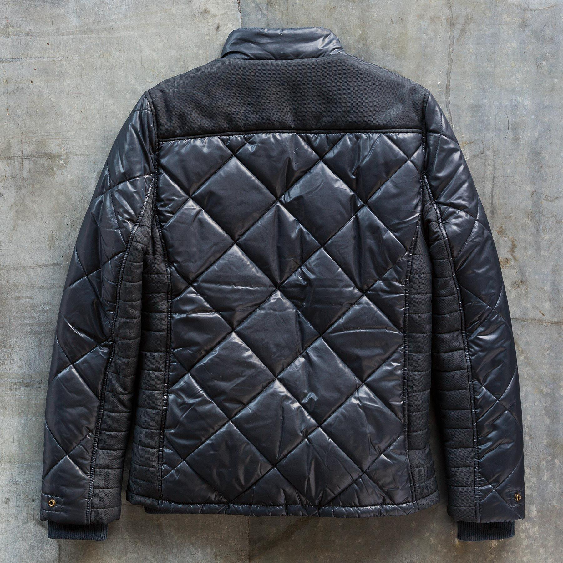 WARM RIVER QUILTED JACKET: View 2