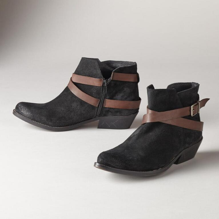 Owl Creek Ankle Boots