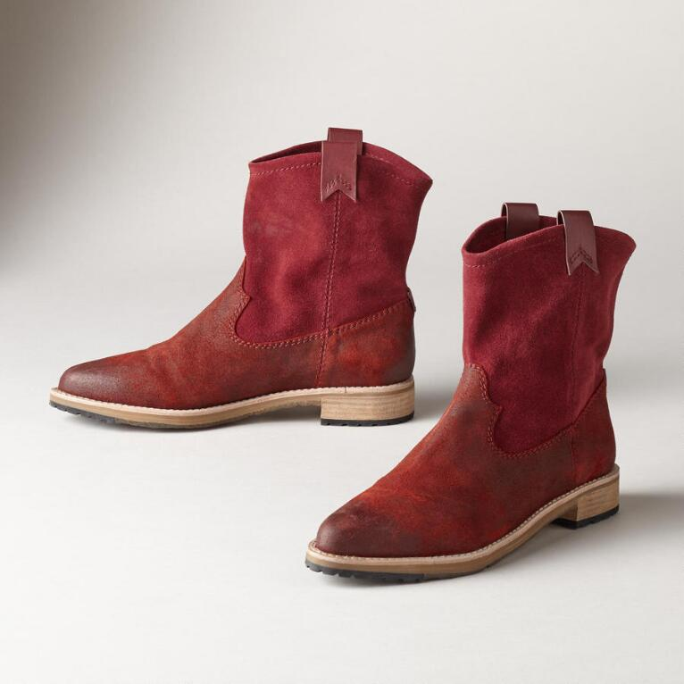 CASSIDY SHORT BOOTS