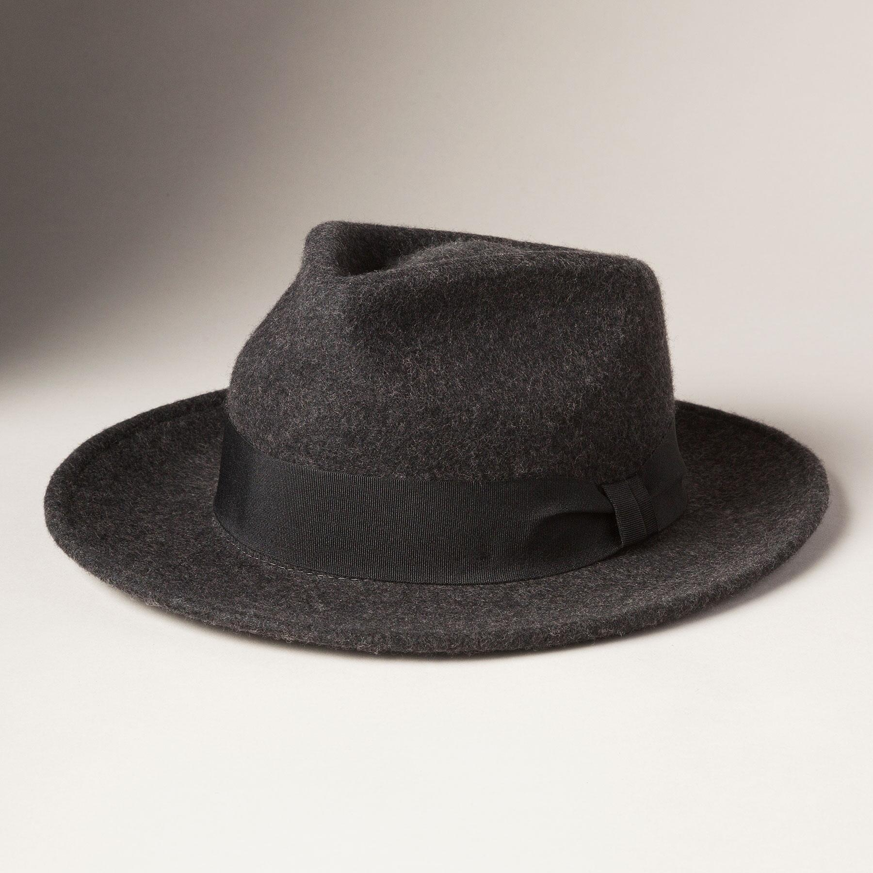 Forthright Fedora: View 1