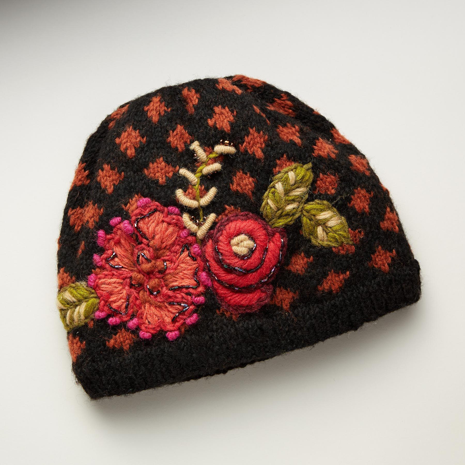 GLASGOW GARDEN HAT: View 1