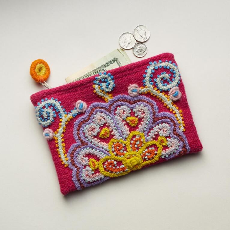 SMALL TREASURES POUCH