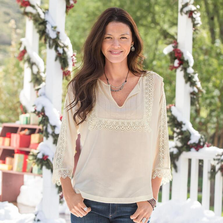 ENCHANTED SPINDLE TOP