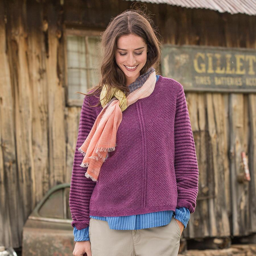HARMONY STITCHES PULLOVER