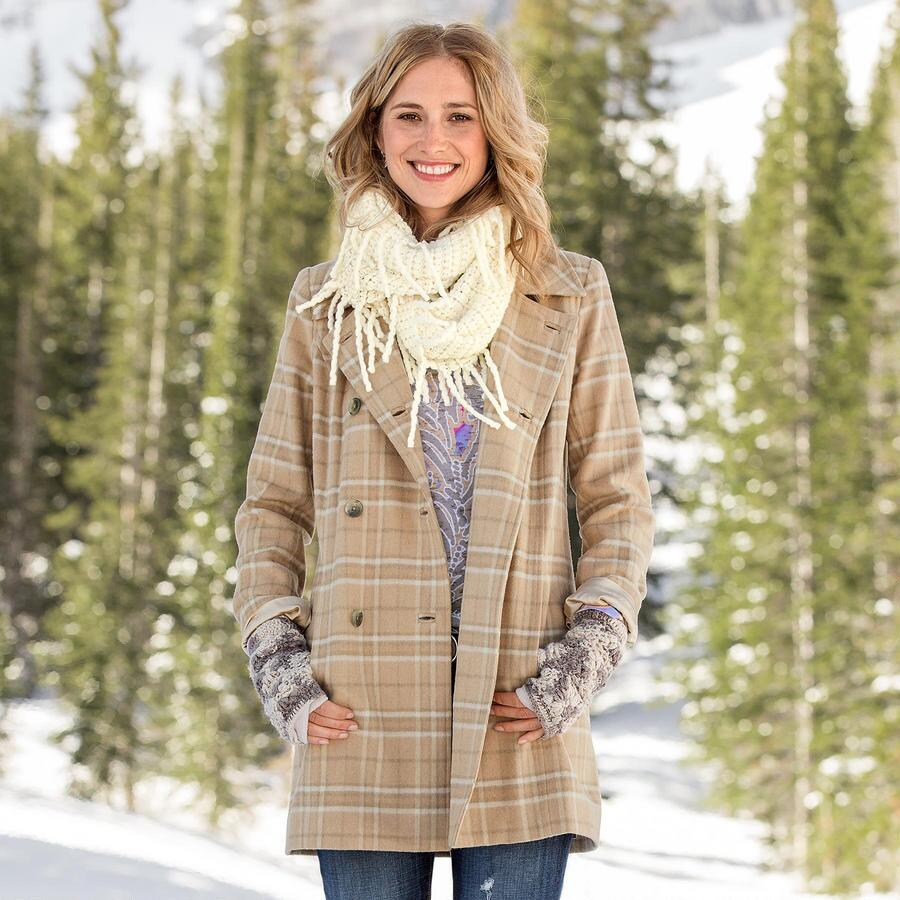 MAPLE GROVE PEACOAT