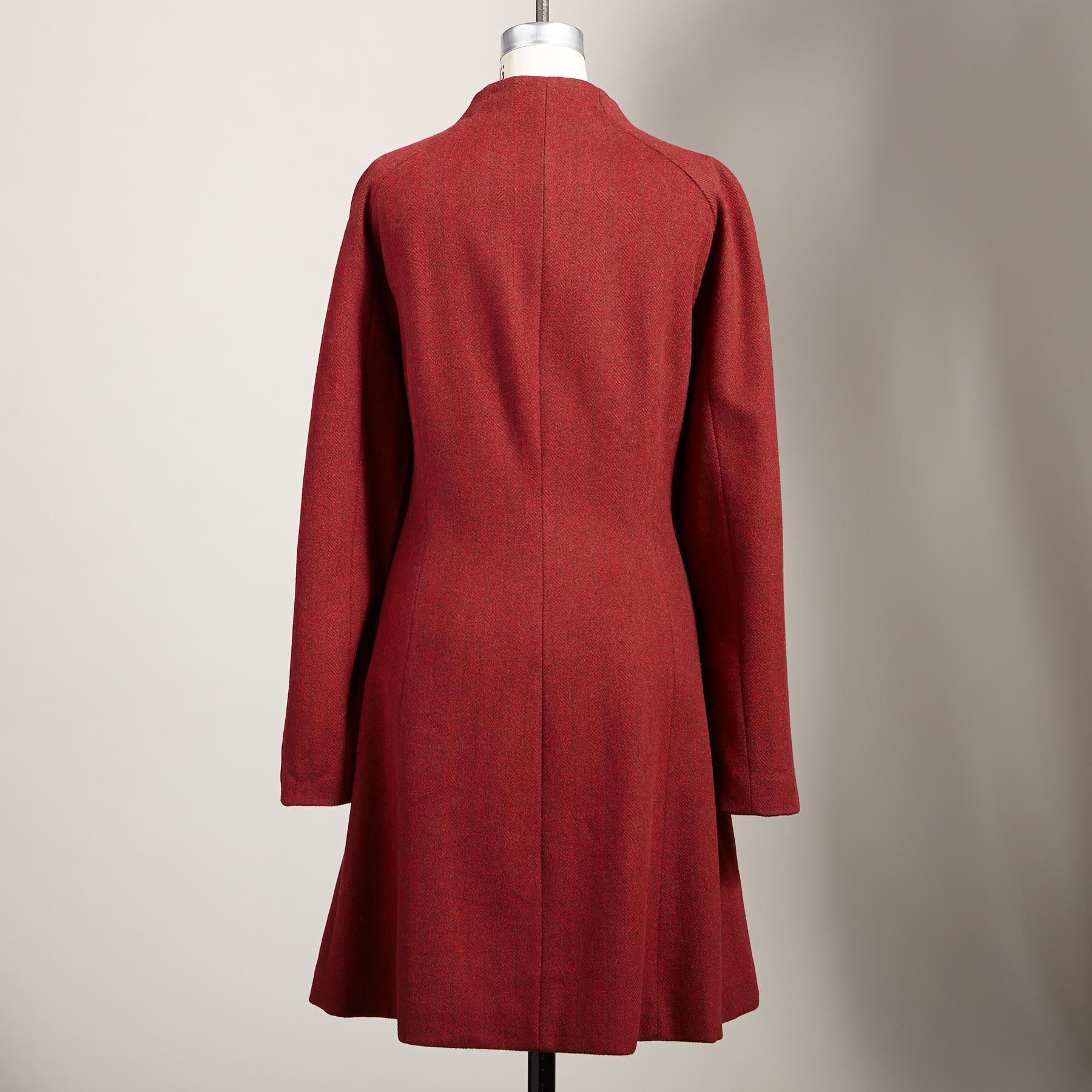 PERFECTLY POISED COAT: View 2