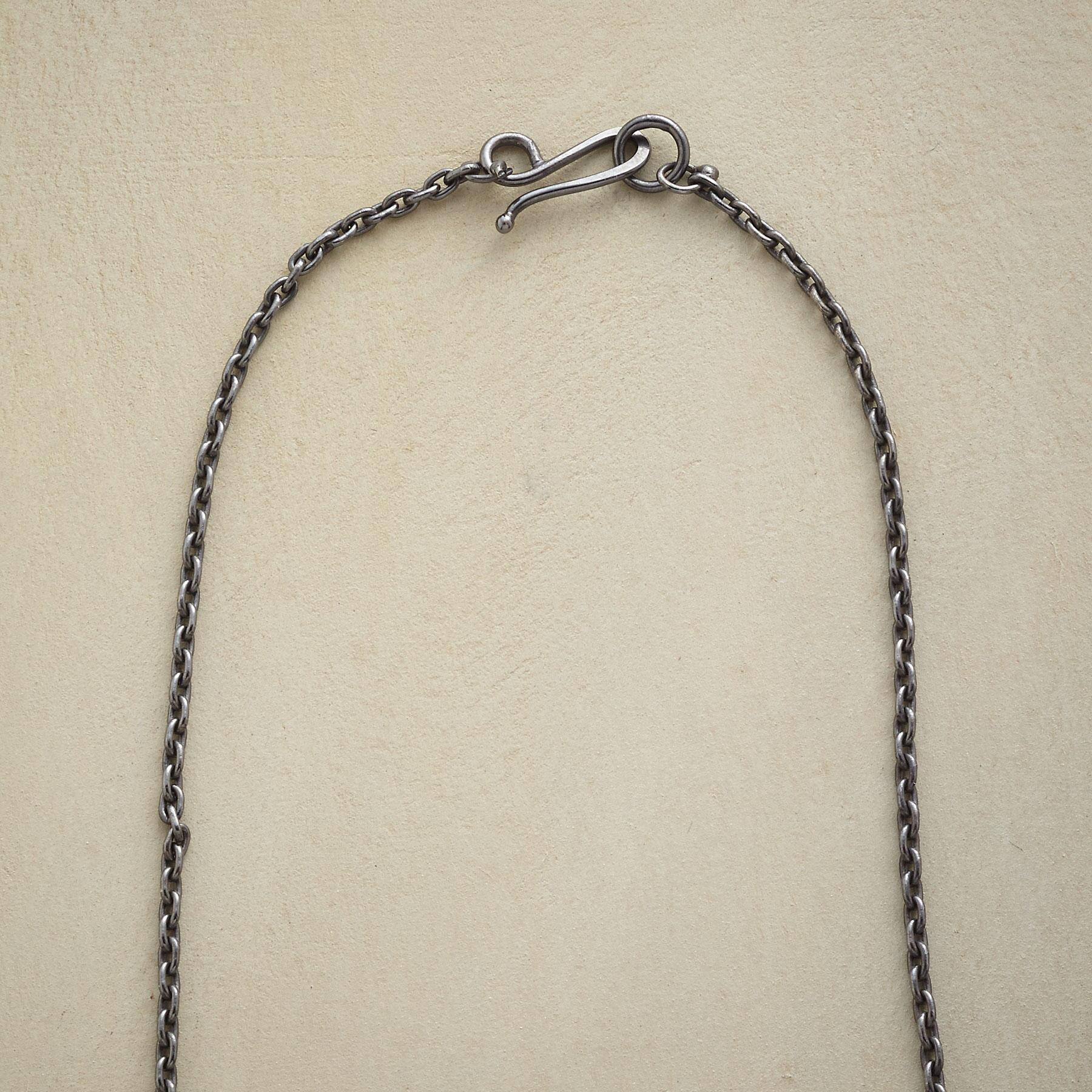 PINNED PEARL NECKLACE: View 3
