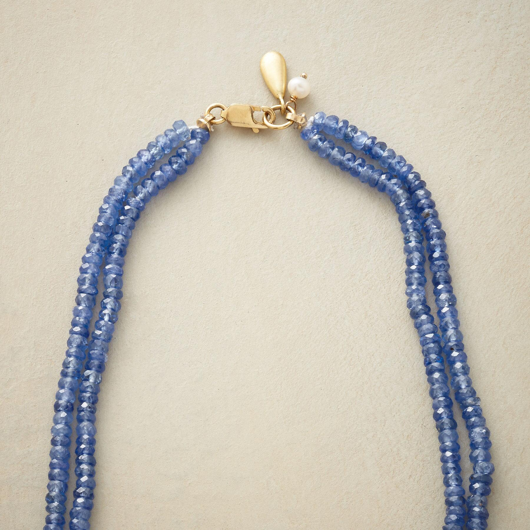 DOUBLE UP SAPPHIRE NECKLACE: View 3