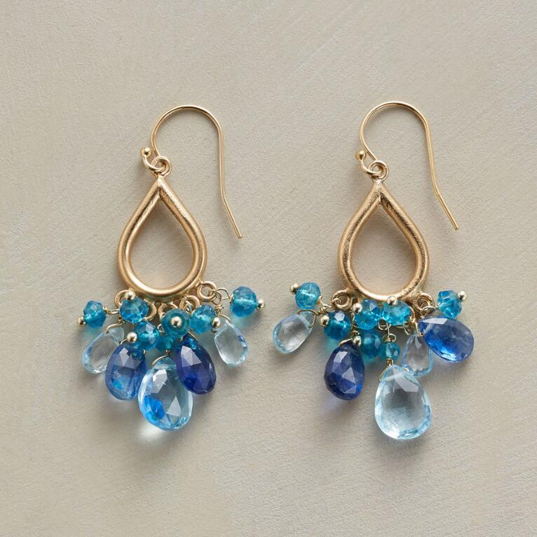 AQUA BELLA EARRINGS