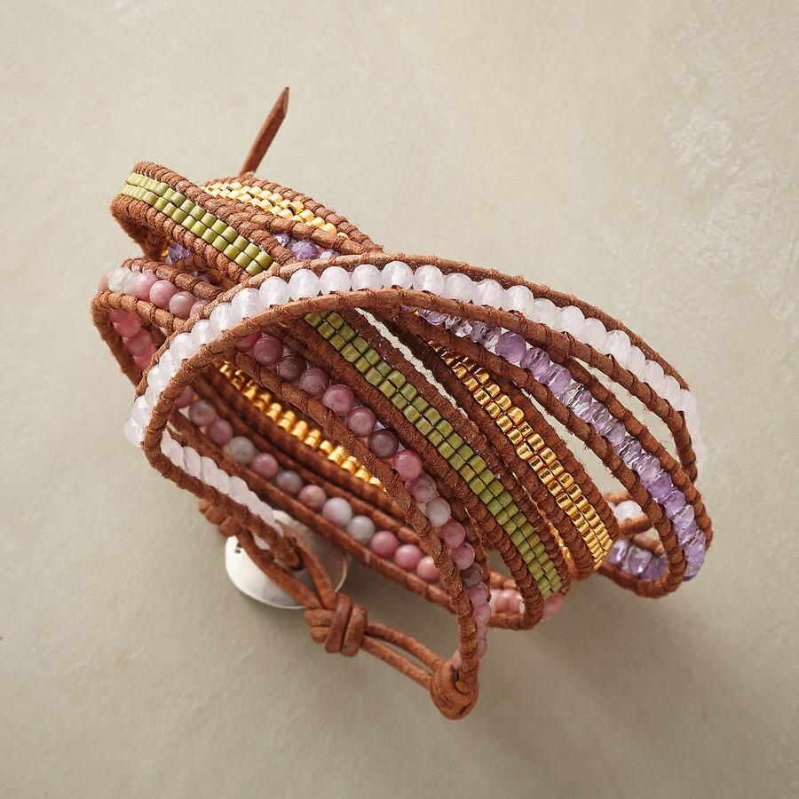 MIX & MATCH 5 WRAP BRACELET
