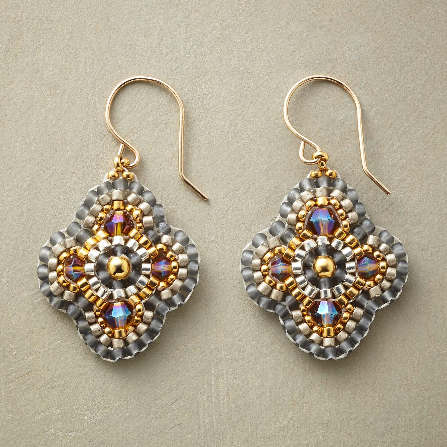 LA LUZ EARRINGS: View 1