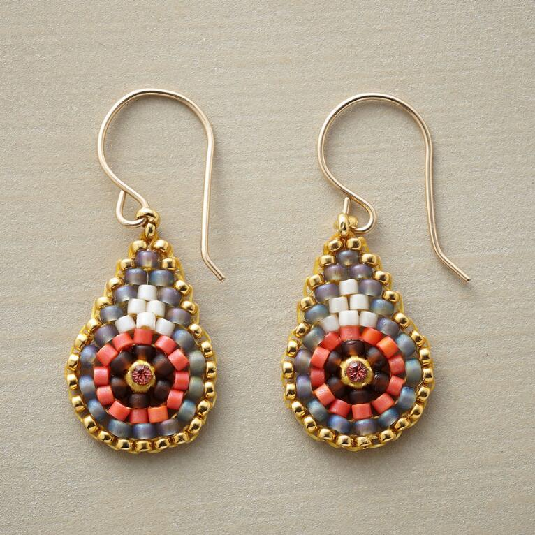 PAISLEY PATINA EARRINGS