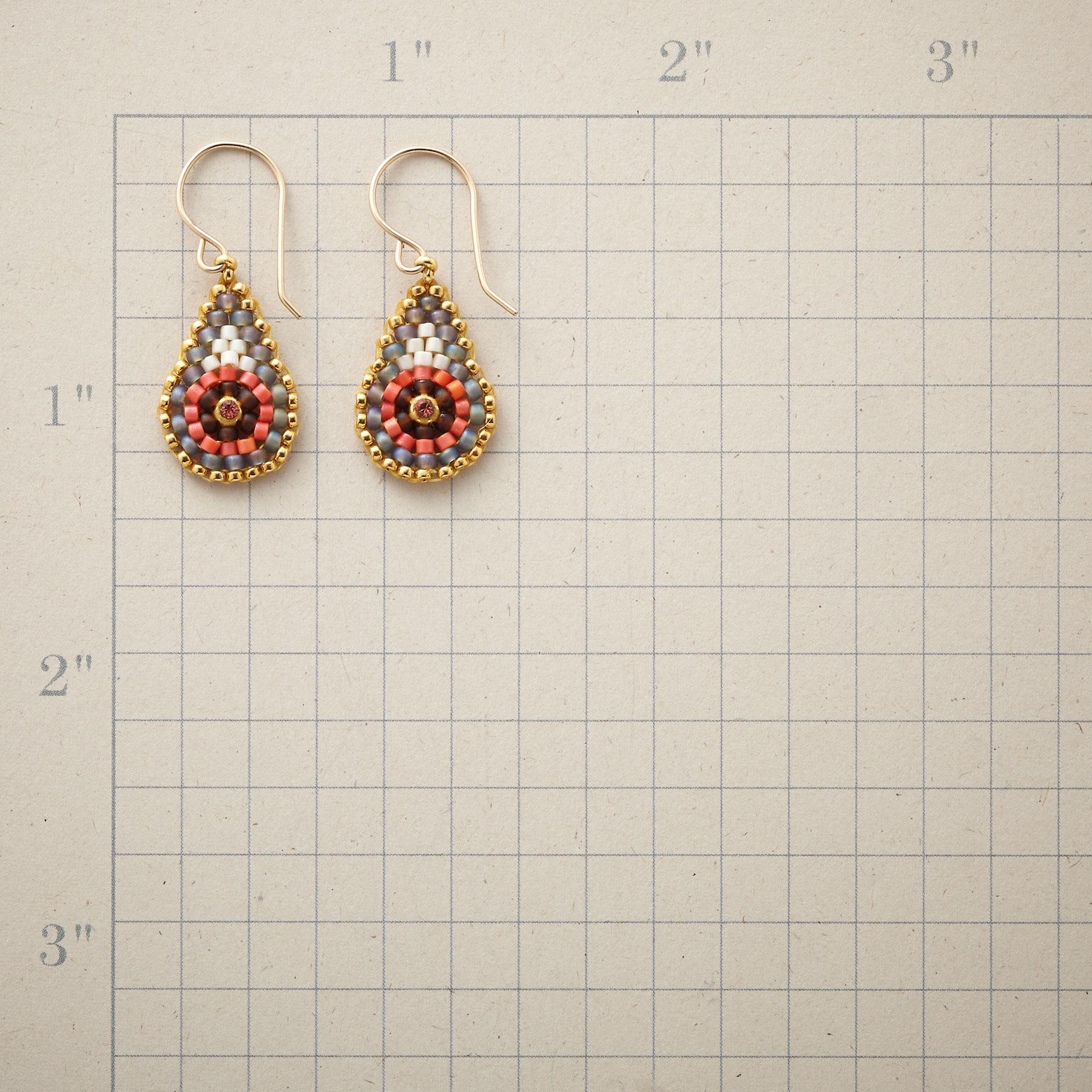 PAISLEY PATINA EARRINGS: View 2