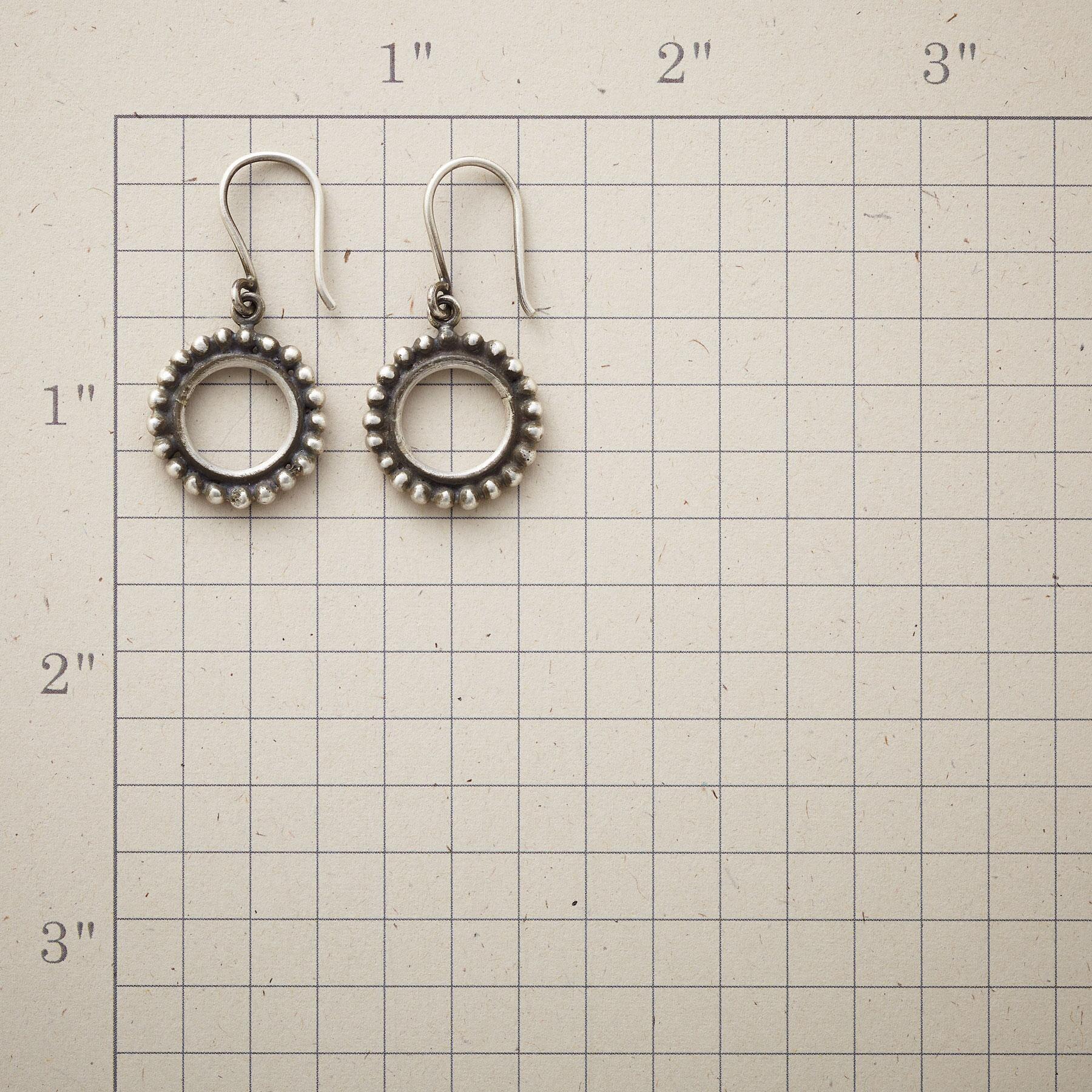 BEADED BOUNDARIES EARRINGS: View 2
