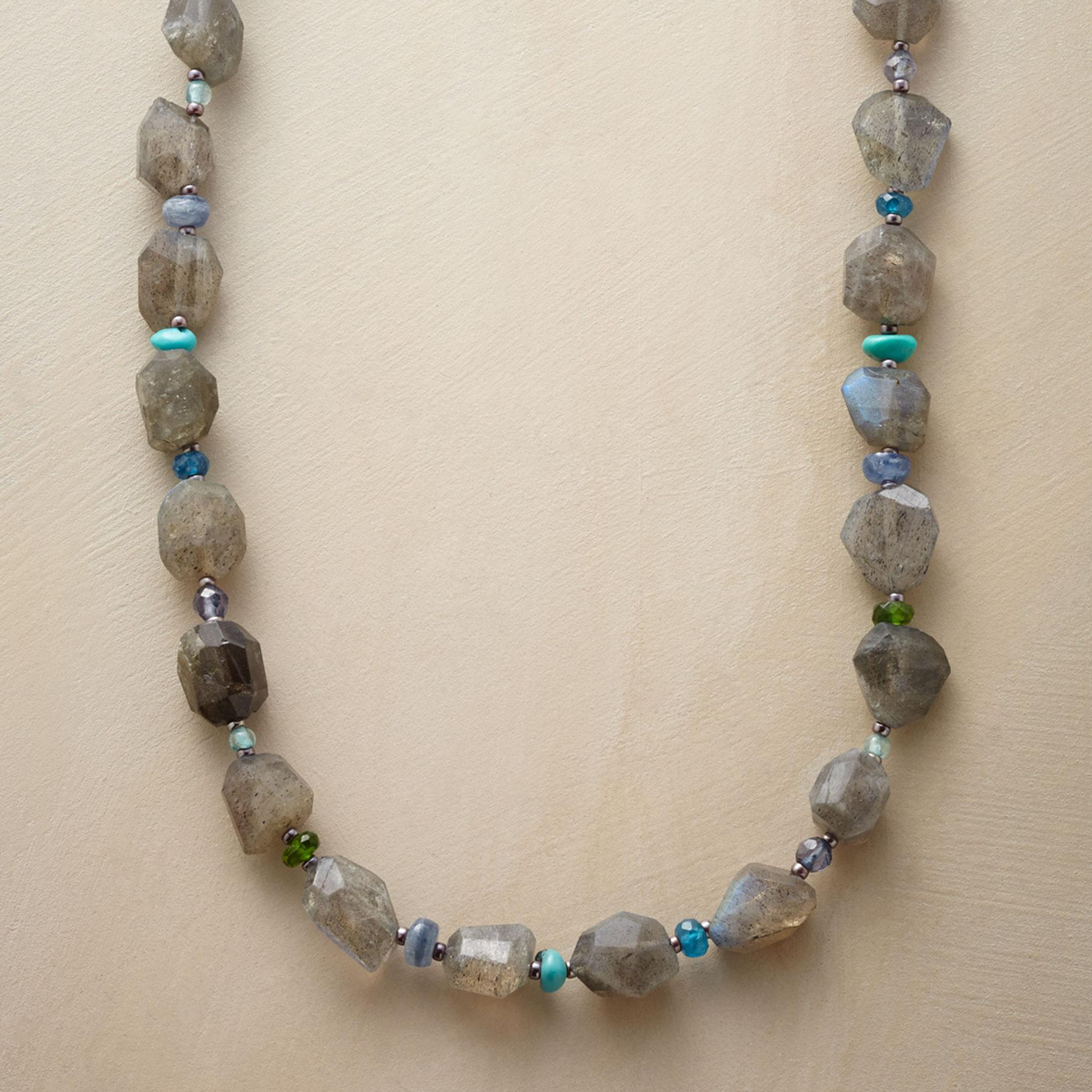 THROUGH THE RAINBOW NECKLACE: View 1