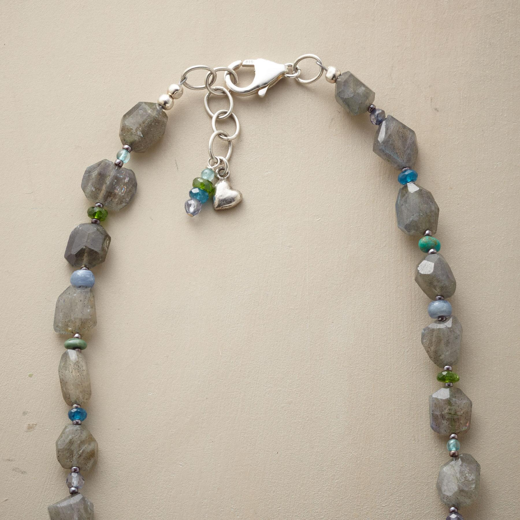 THROUGH THE RAINBOW NECKLACE: View 3