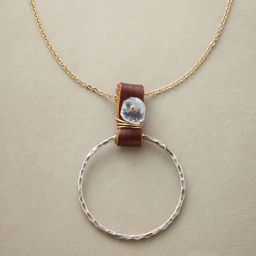 IN THE RING NECKLACE