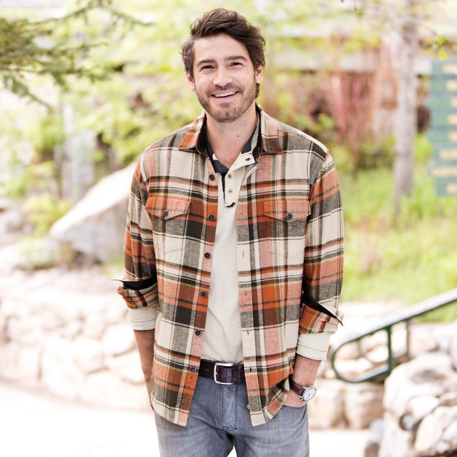 TURNER FLANNEL SHIRT