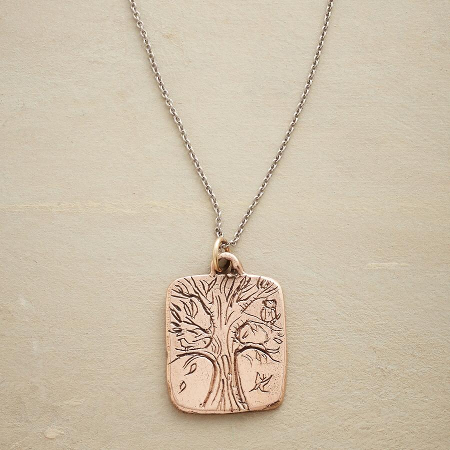 MAJOR OAK NECKLACE