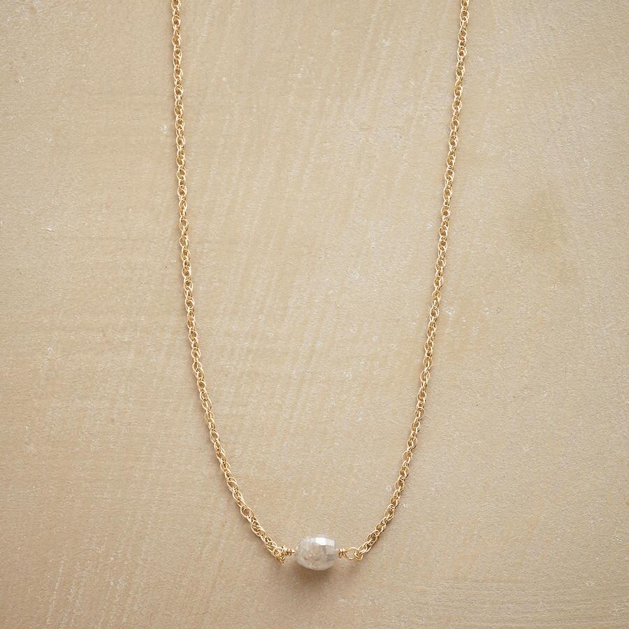 DAY BY DAY DIAMOND NECKLACE
