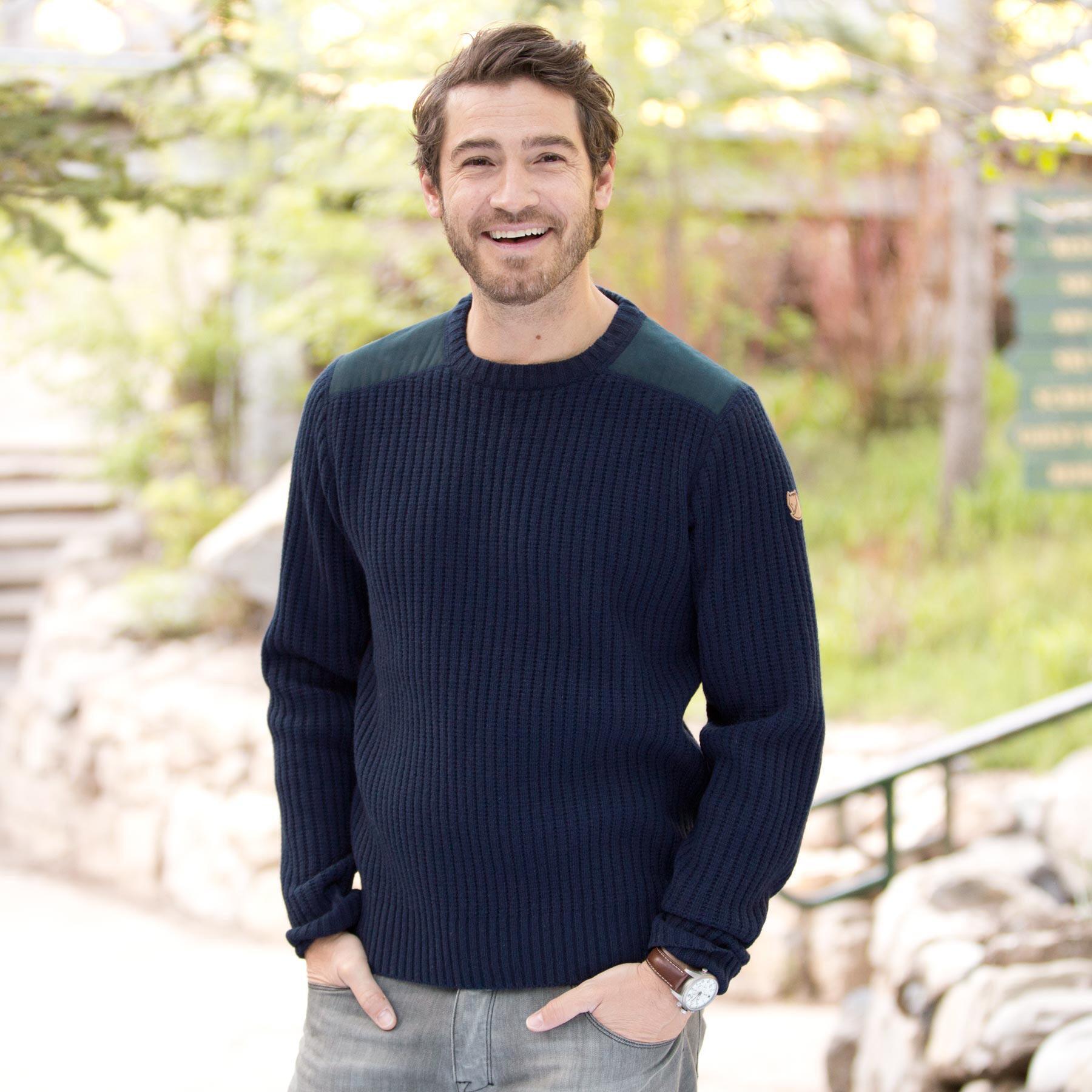 Sarek Knit Sweater: View 1