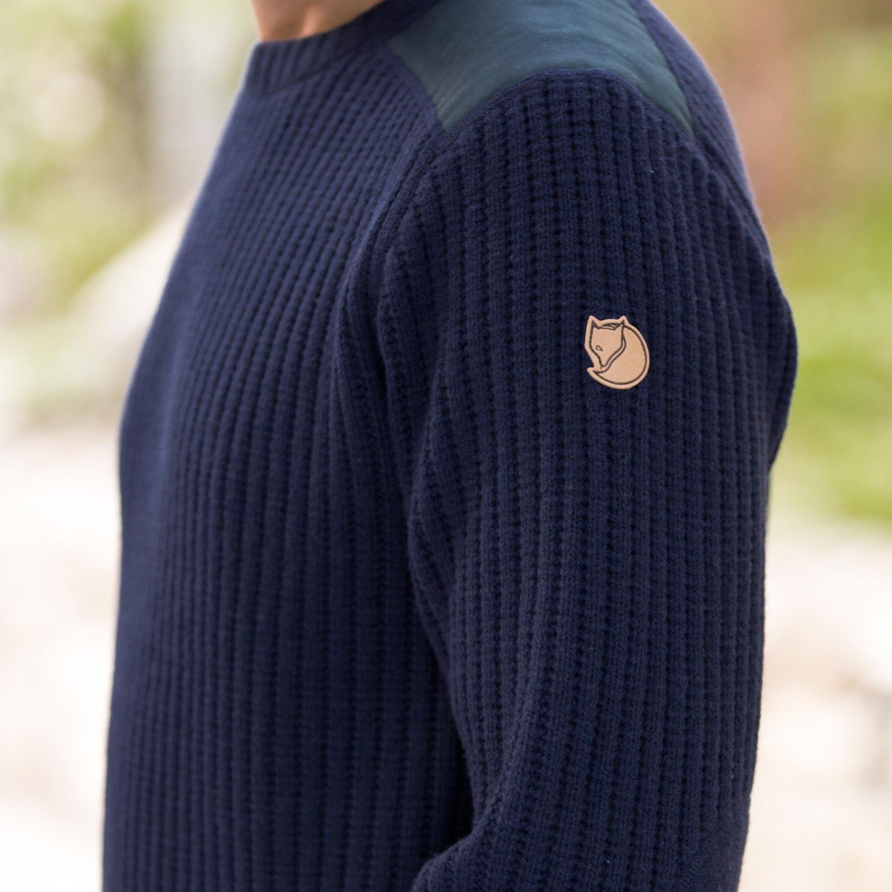 Sarek Knit Sweater: View 2