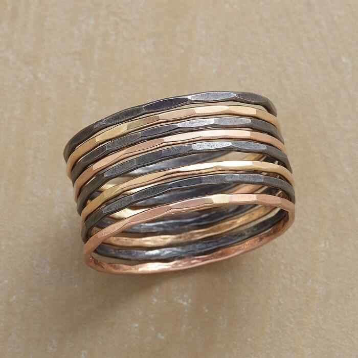 SUPER SLENDER STACKING RINGS