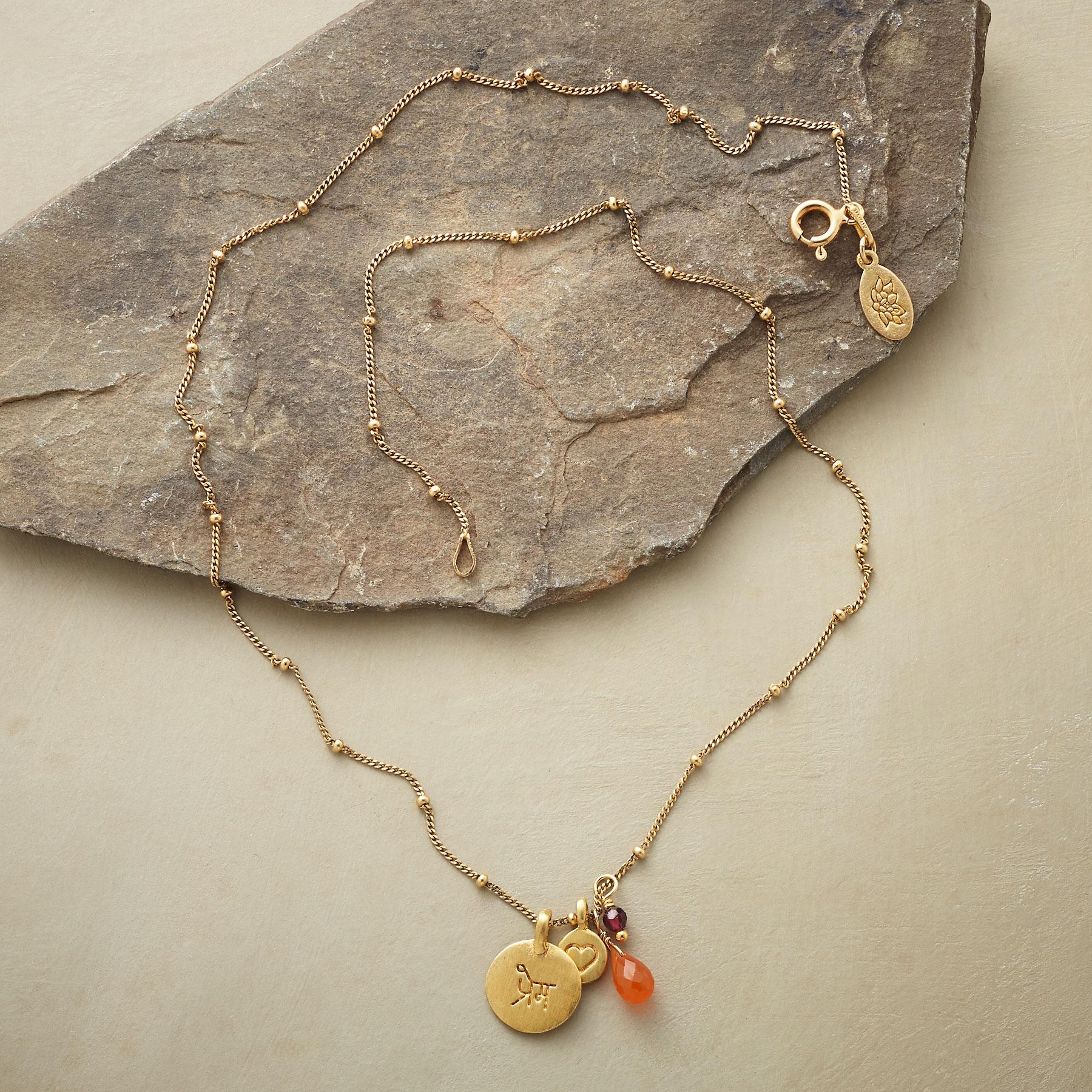 LOVE A LITTLE NECKLACE: View 2