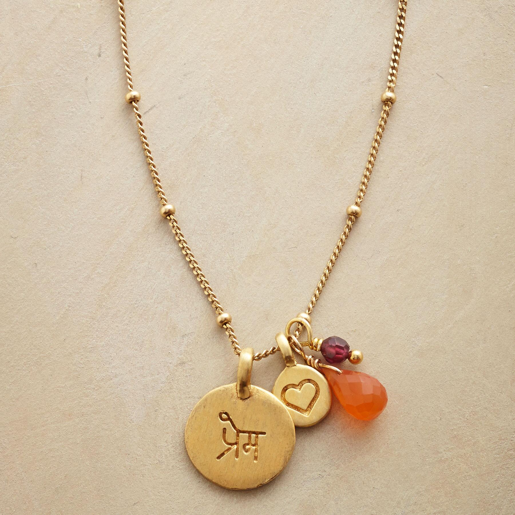 LOVE A LITTLE NECKLACE: View 4