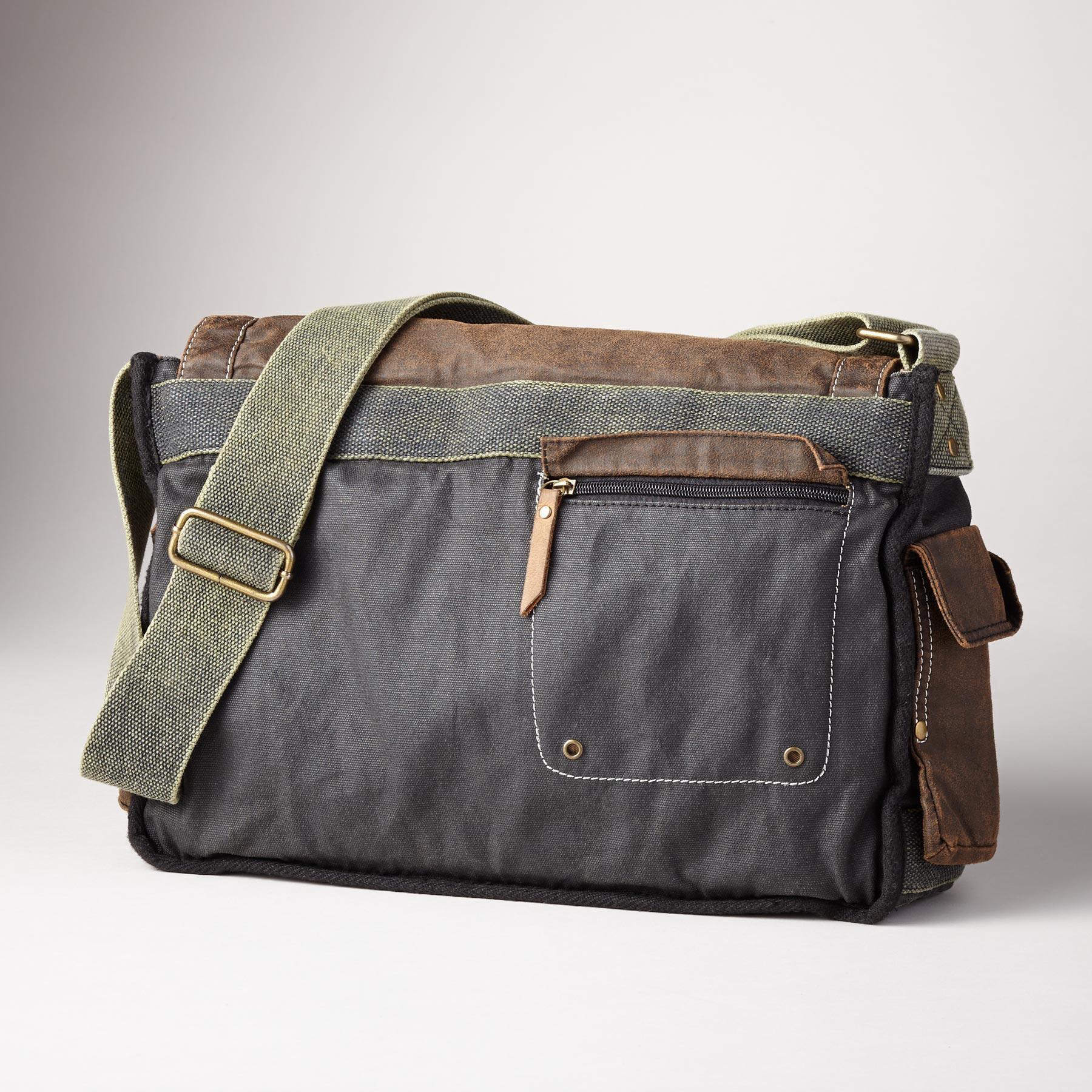 MARATHON MESSENGER BAG: View 2