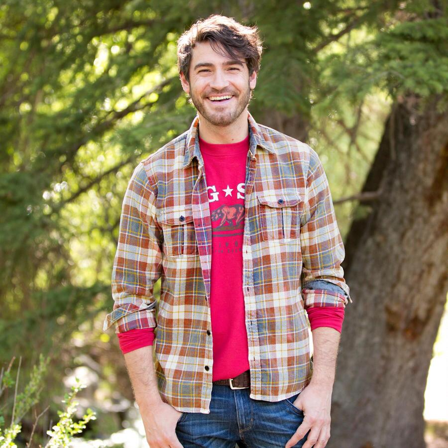 SHENANDOAH PLAID SHIRT