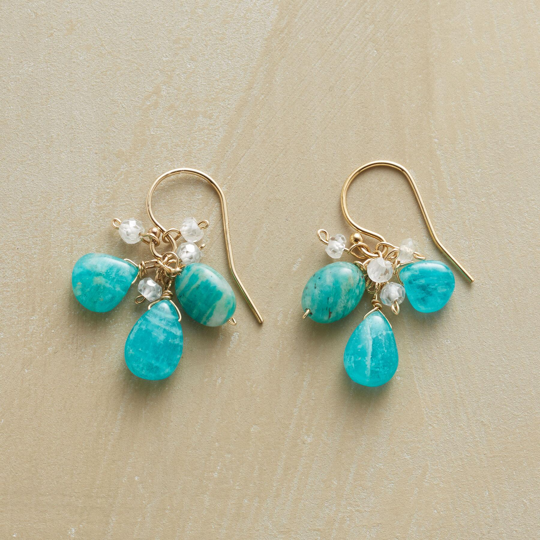 WHITEWATER EARRINGS: View 1