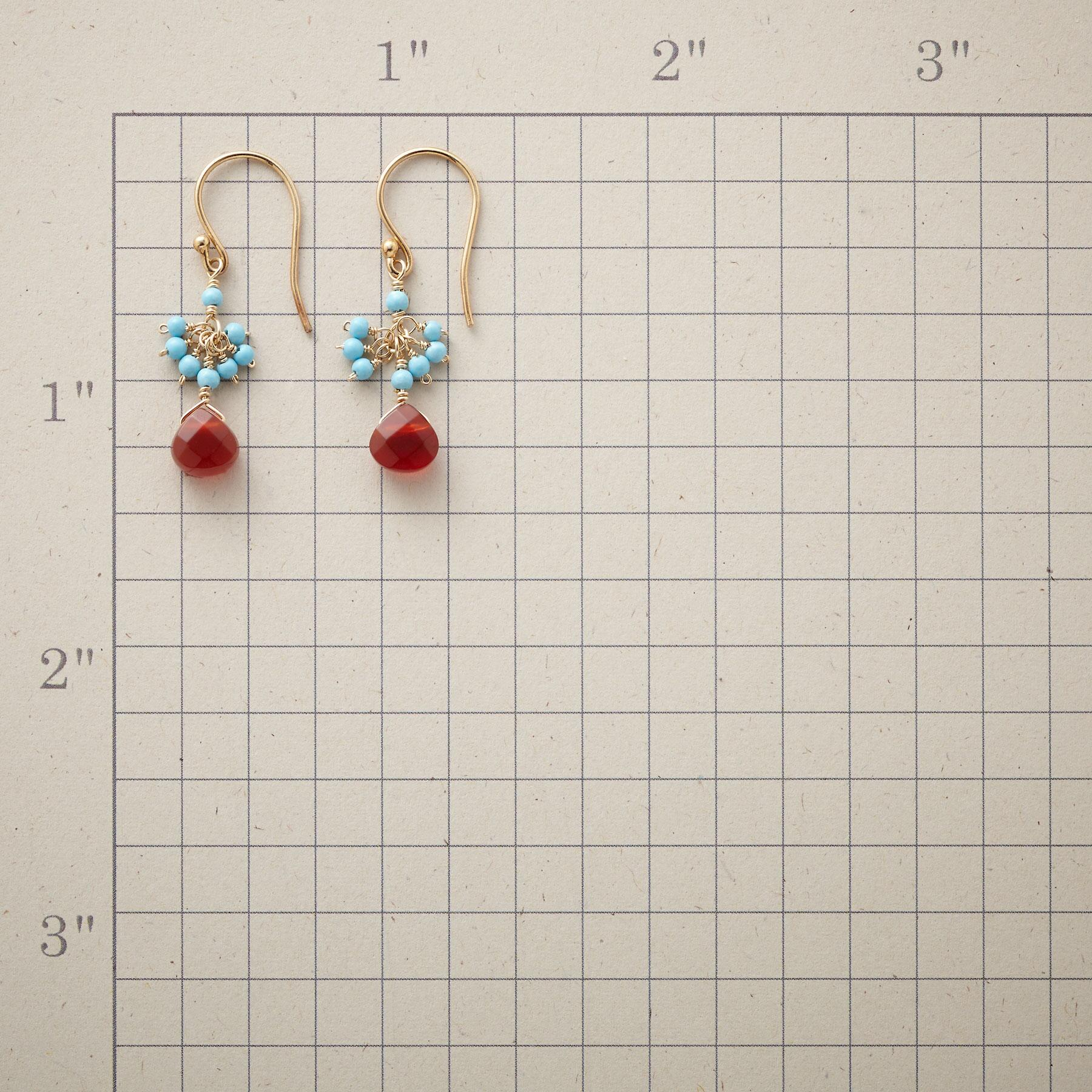 SKY DROPLETS EARRINGS: View 2