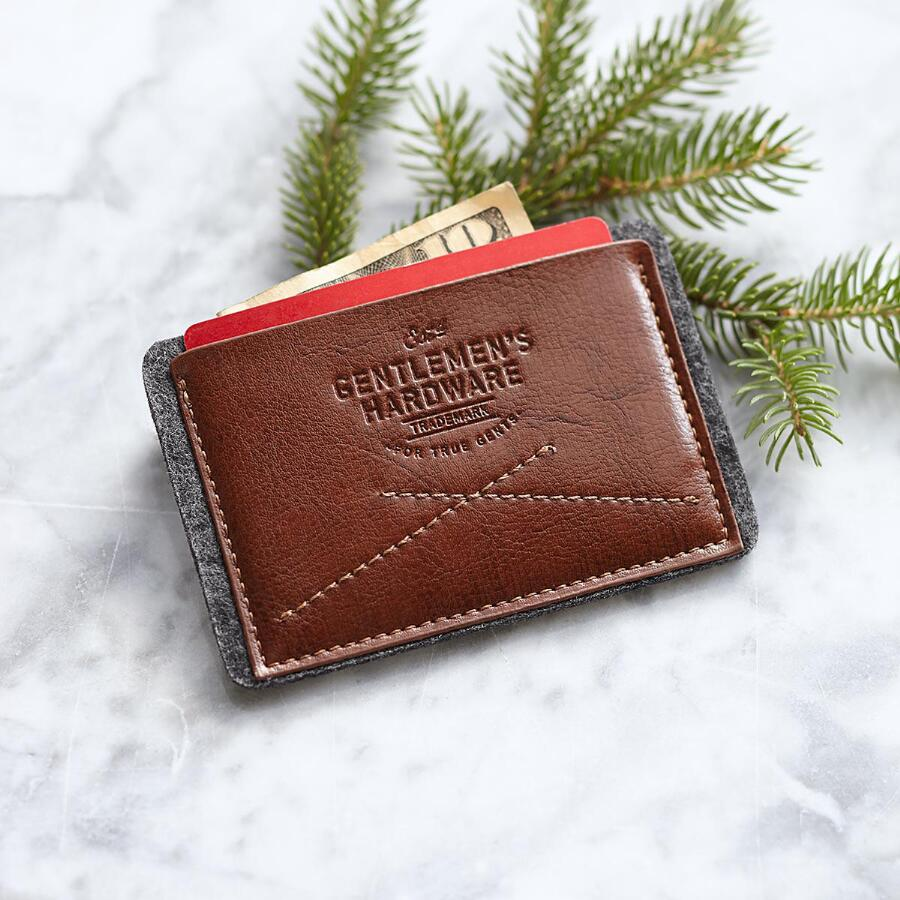 WHERE CREDIT IS DUE CARD HOLDER