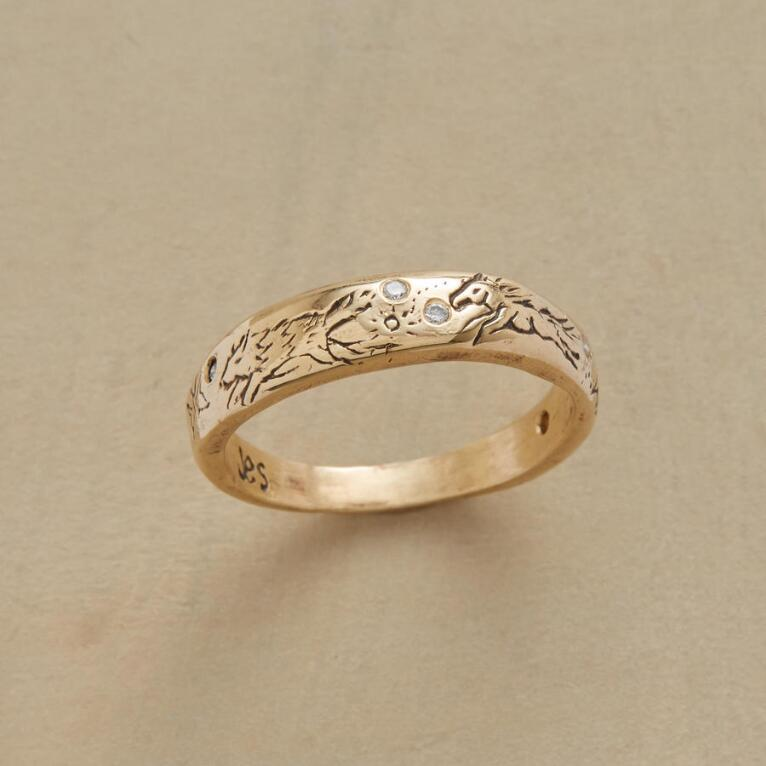 BE THE LIGHT RING