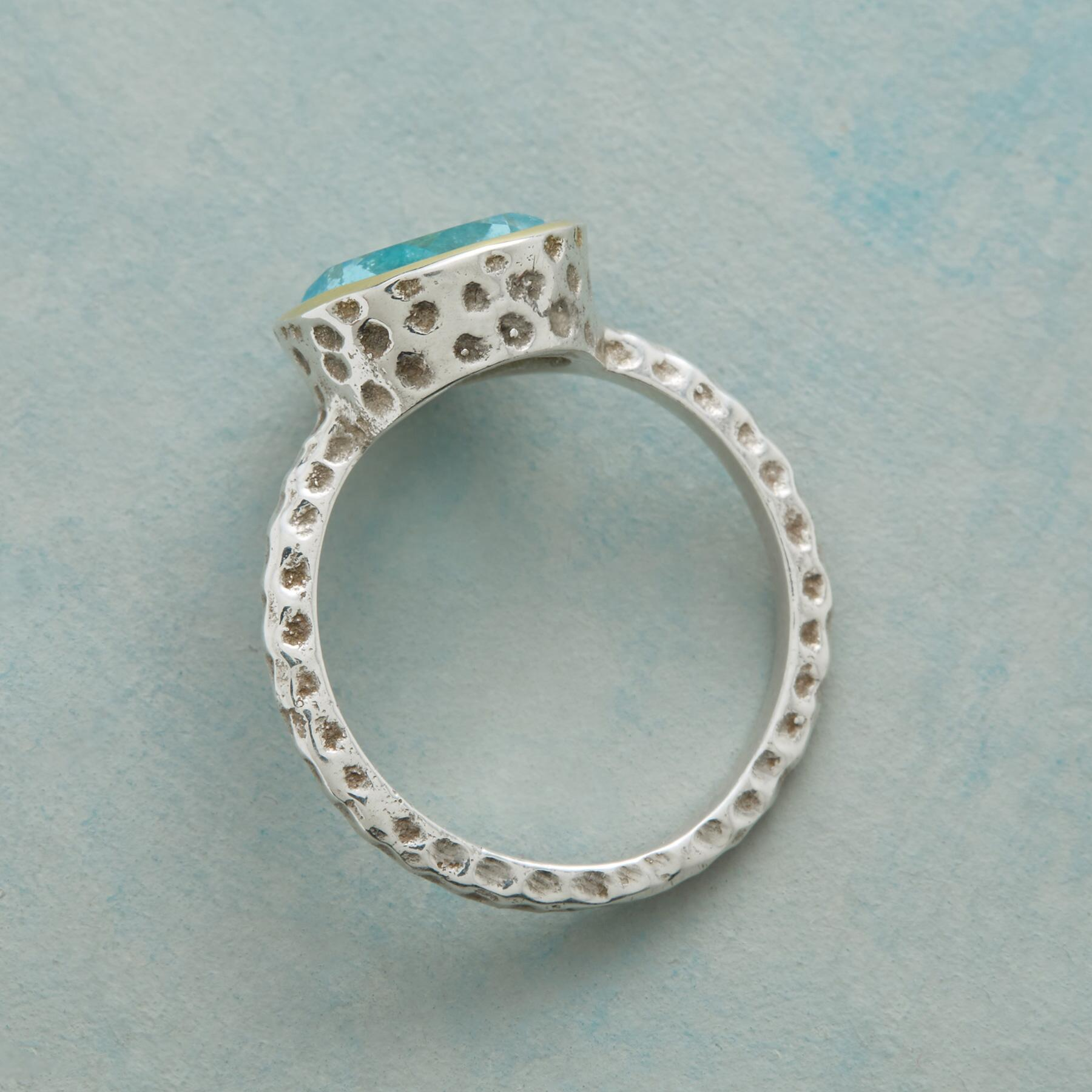 STARRY BLUE RING: View 2