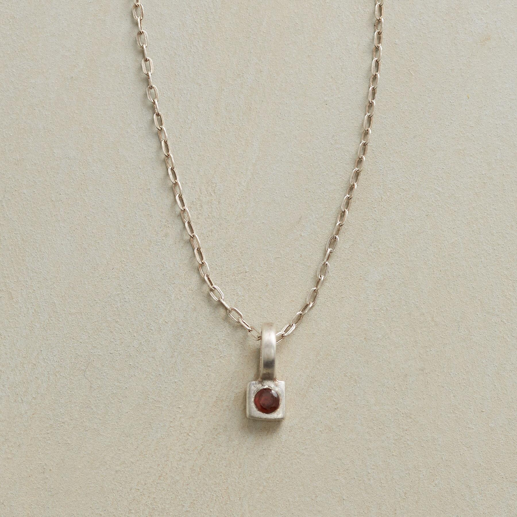 WISH LIST NECKLACE: View 1